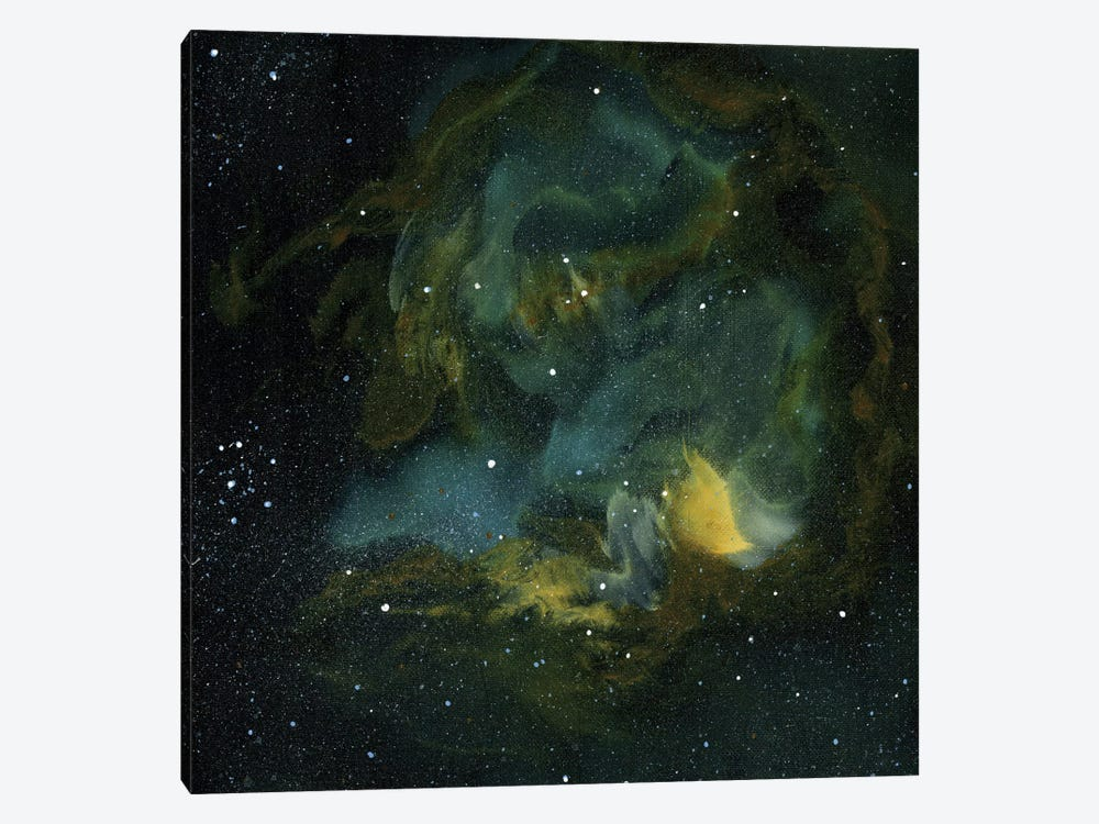 Nebula Two by Emily Magone 1-piece Canvas Art