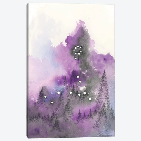 Pisces Canvas Print #EME52} by Emily Magone Canvas Wall Art