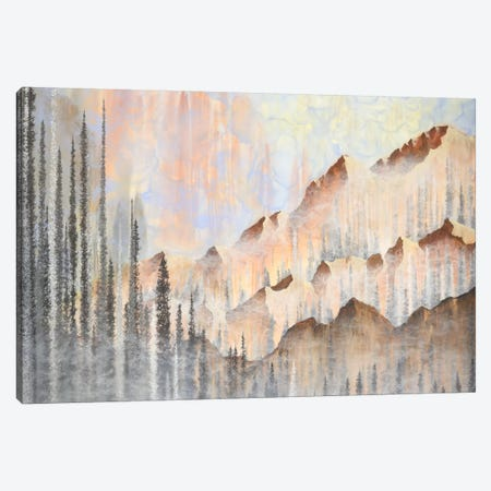 Afterburn Canvas Print #EME66} by Emily Magone Canvas Art