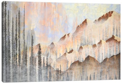 Afterburn Canvas Art Print