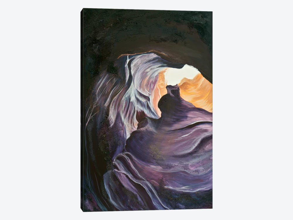 Antelope Canyon II by Emily Magone 1-piece Canvas Artwork