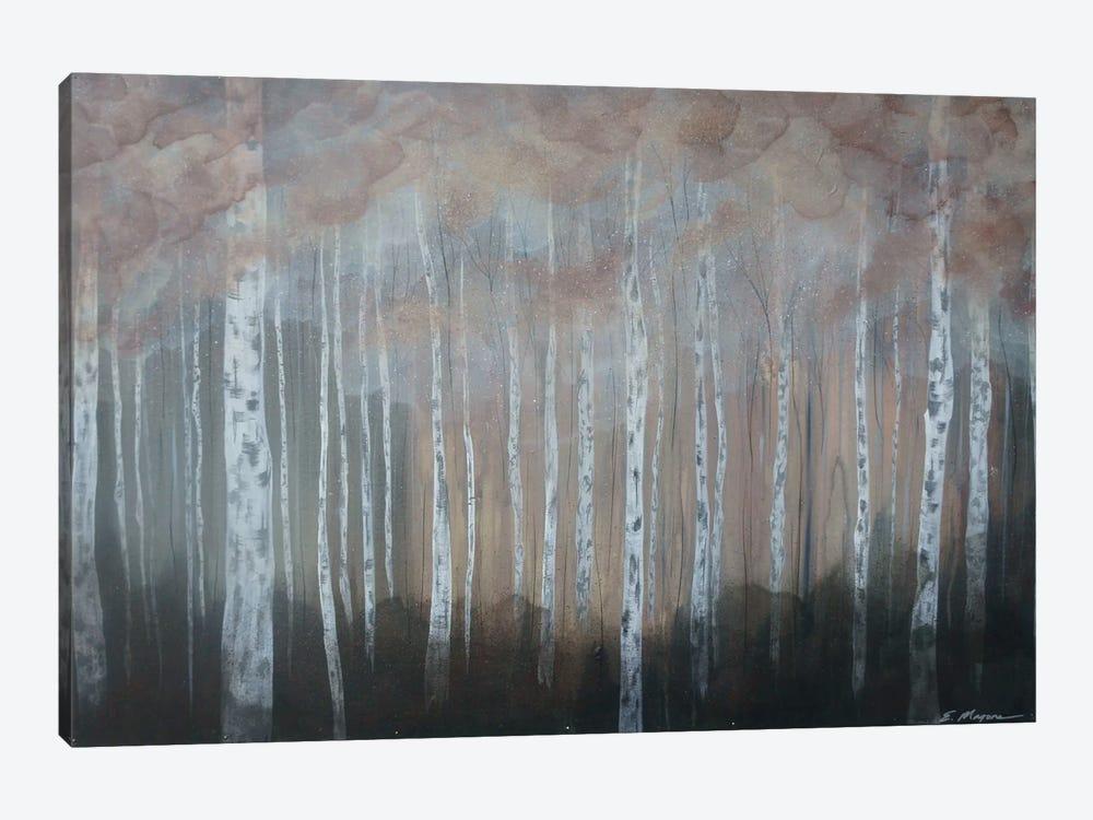 Aspen Grove II by Emily Magone 1-piece Canvas Art Print
