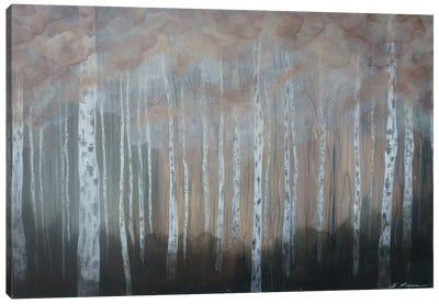 Aspen Grove II Canvas Print #EME68