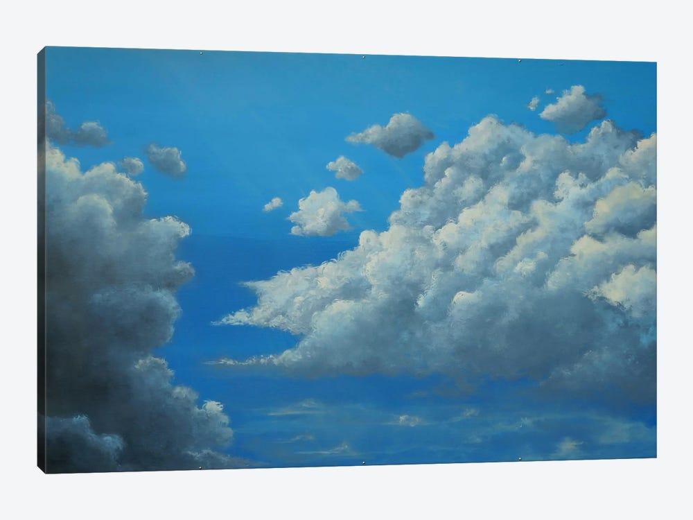 Flight by Emily Magone 1-piece Canvas Artwork