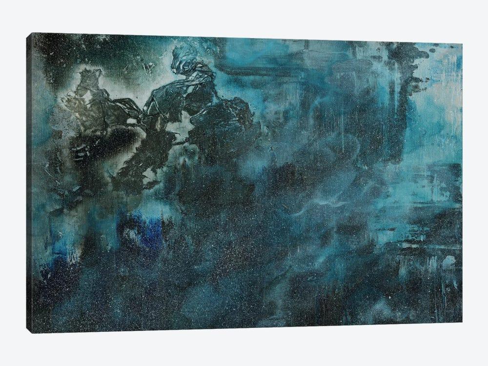 Releasing Aurora by Emily Magone 1-piece Canvas Art Print