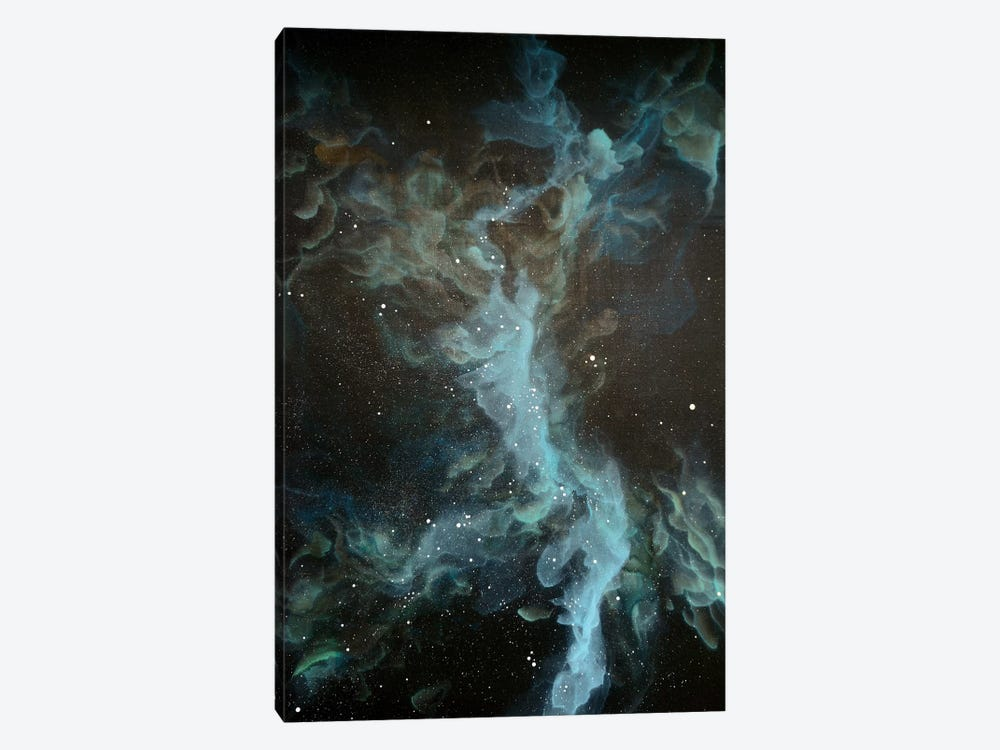 Nebula Seven by Emily Magone 1-piece Canvas Art Print