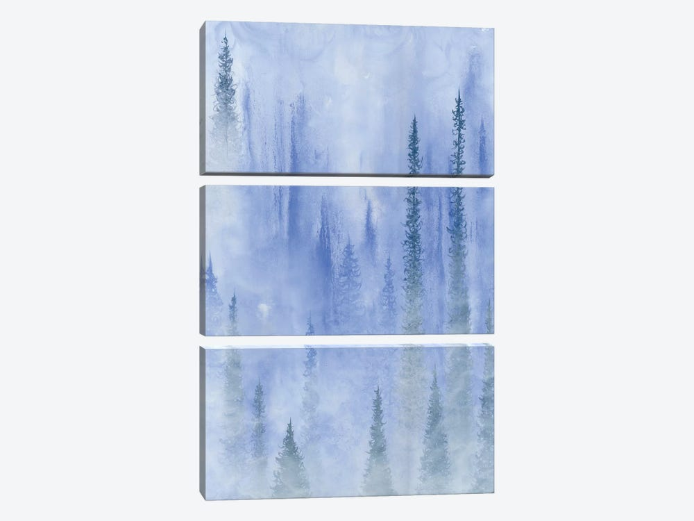 Dream Wood by Emily Magone 3-piece Canvas Print