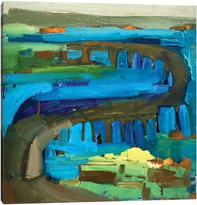 Bridge I Canvas Art Print