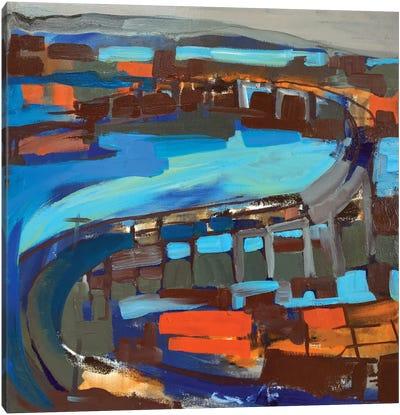 Bridge II Canvas Art Print