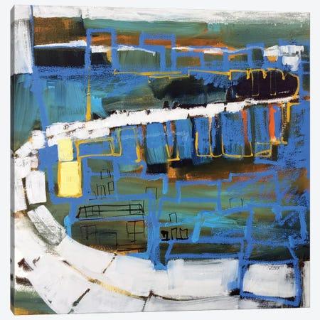 Bridge III Canvas Print #EMF12} by Erin McGee Ferrell Art Print