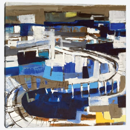 Bridge IV Canvas Print #EMF13} by Erin McGee Ferrell Canvas Print