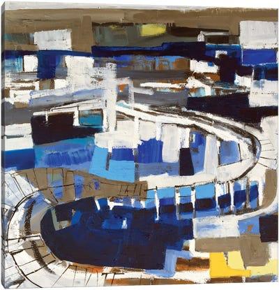 Bridge IV Canvas Art Print
