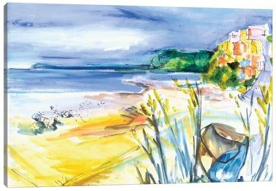Bright Marsh II Canvas Art Print