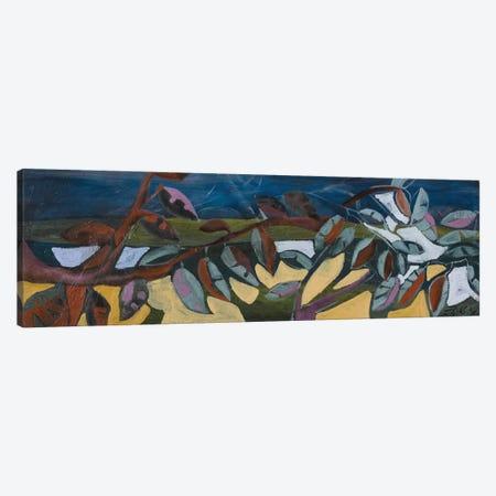 Leaf Panel I Canvas Print #EMF21} by Erin McGee Ferrell Canvas Artwork