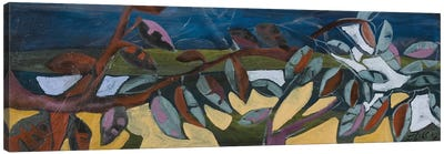 Leaf Panel I Canvas Art Print