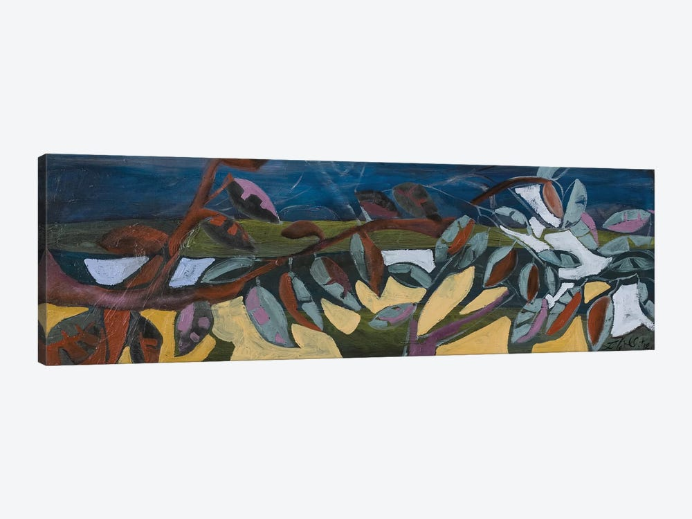 Leaf Panel I by Erin McGee Ferrell 1-piece Canvas Wall Art