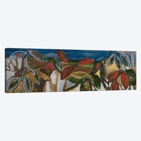 Leaf Panel II Canvas Print #EMF22} by Erin McGee Ferrell Canvas Artwork