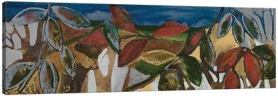Leaf Panel II Canvas Art Print