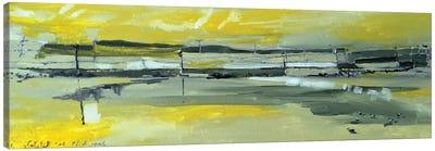 Martin's Dock I Canvas Art Print
