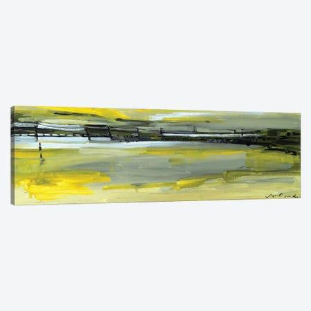 Martin's Dock II Canvas Print #EMF24} by Erin McGee Ferrell Art Print