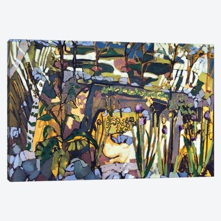 Urban Garden - June Canvas Print #EMF34} by Erin McGee Ferrell Canvas Art