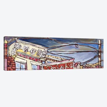 Urban Wires II Canvas Print #EMF36} by Erin McGee Ferrell Canvas Wall Art