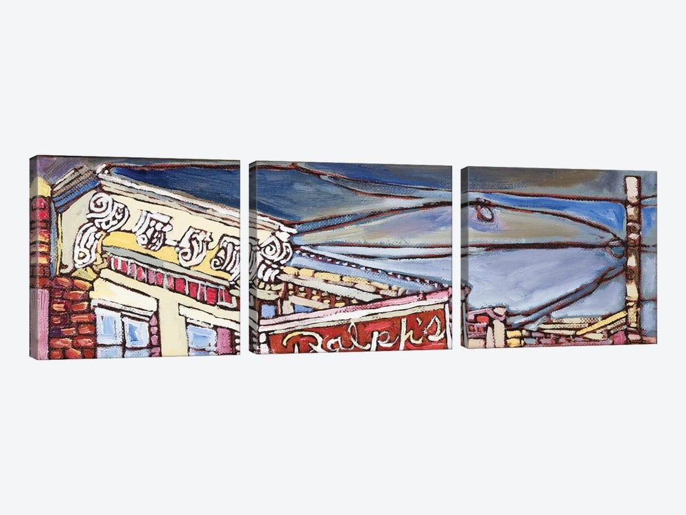 Urban Wires II by Erin McGee Ferrell 3-piece Canvas Art