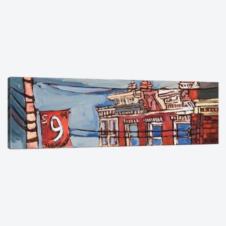 Urban Wires III Canvas Print #EMF37} by Erin McGee Ferrell Canvas Art
