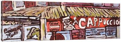 Urban Wires IV Canvas Art Print