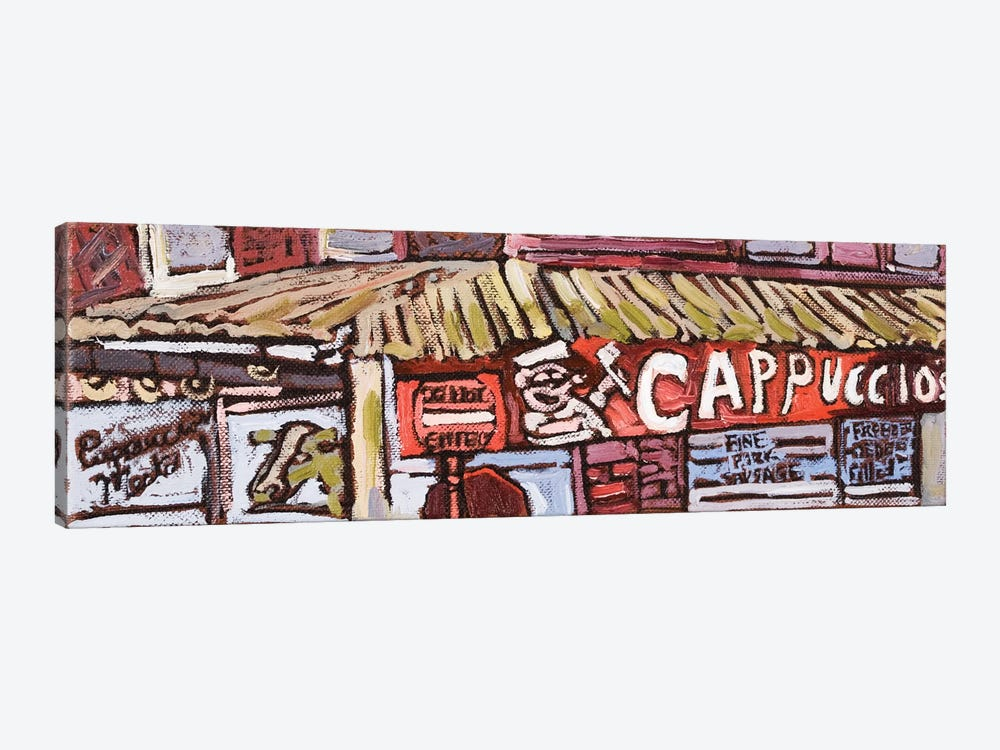 Urban Wires IV by Erin McGee Ferrell 1-piece Canvas Art