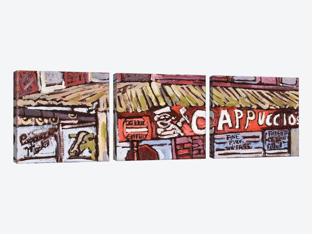 Urban Wires IV by Erin McGee Ferrell 3-piece Canvas Artwork