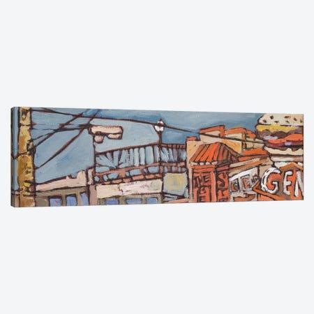 Urban Wires V Canvas Print #EMF39} by Erin McGee Ferrell Canvas Art Print