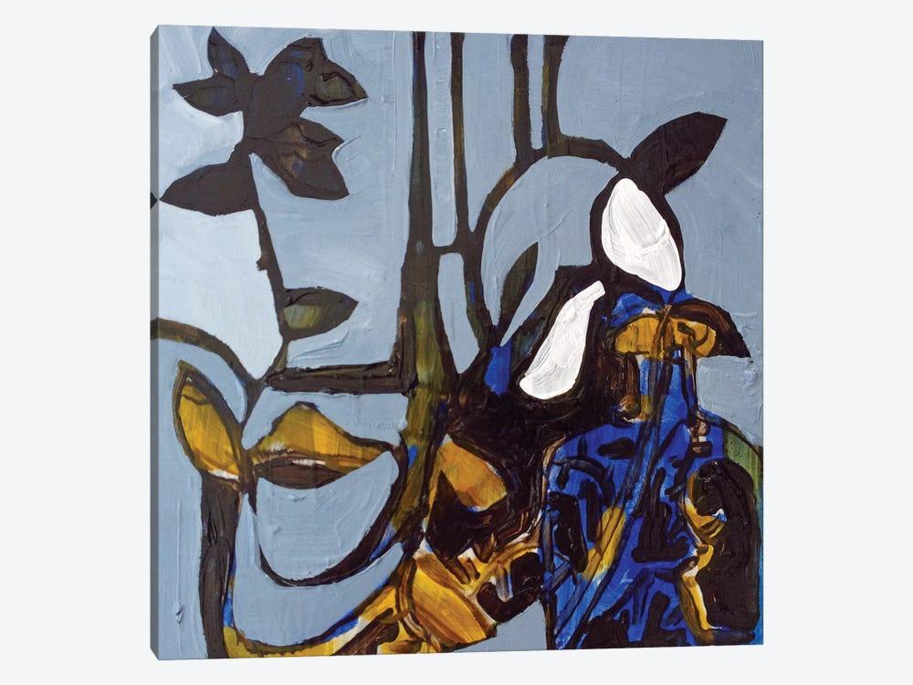 Blue I by Erin McGee Ferrell 1-piece Canvas Artwork