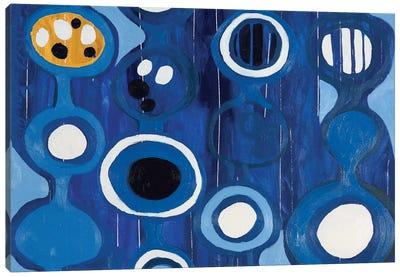 Big Blue I Canvas Art Print