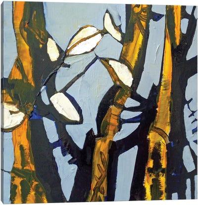 Blue III Canvas Art Print