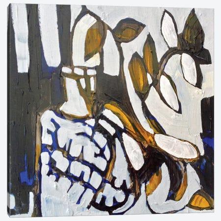 Blue IV Canvas Print #EMF9} by Erin McGee Ferrell Canvas Art