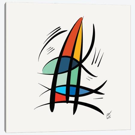Formes Vivantes Canvas Print #EMM115} by Emmanuel Signorino Canvas Art Print