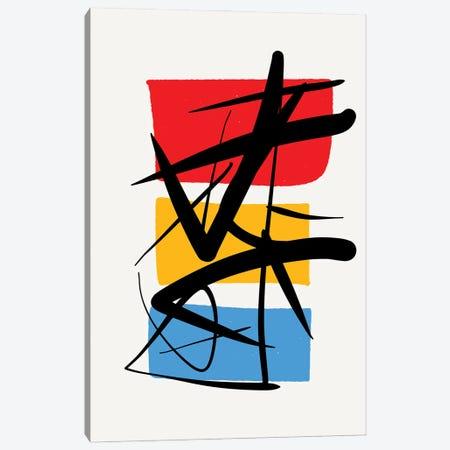 Synchronicity Canvas Print #EMM176} by Emmanuel Signorino Canvas Print