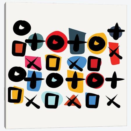 Symbols Of Life Canvas Print #EMM52} by Emmanuel Signorino Canvas Art