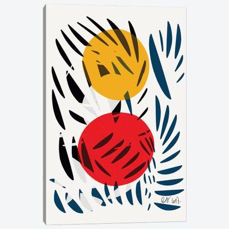 Two Suns Canvas Print #EMM53} by Emmanuel Signorino Canvas Art