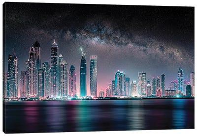 Stunning Dubai Canvas Art Print