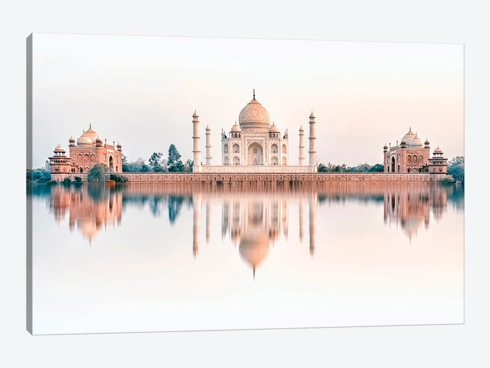 Taj Dream by Manjik Pictures 1-piece Canvas Art Print