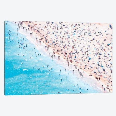 The Beach Canvas Print #EMN116} by Manjik Pictures Canvas Art Print