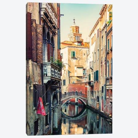 Venezia Canvas Print #EMN126} by Manjik Pictures Canvas Art