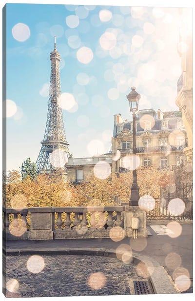 Beautiful Paris Canvas Art Print