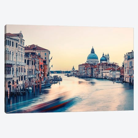 Beautiful Venice Canvas Print #EMN15} by Manjik Pictures Canvas Wall Art