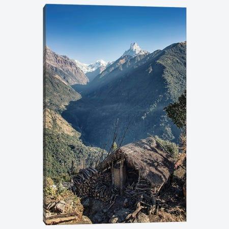 Himalaya Canvas Print #EMN211} by Manjik Pictures Canvas Print
