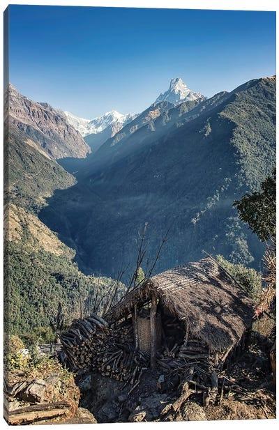 Himalaya Canvas Art Print