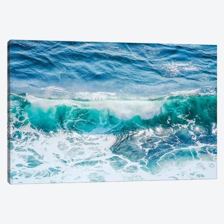 The Wave Canvas Print #EMN253} by Manjik Pictures Canvas Print