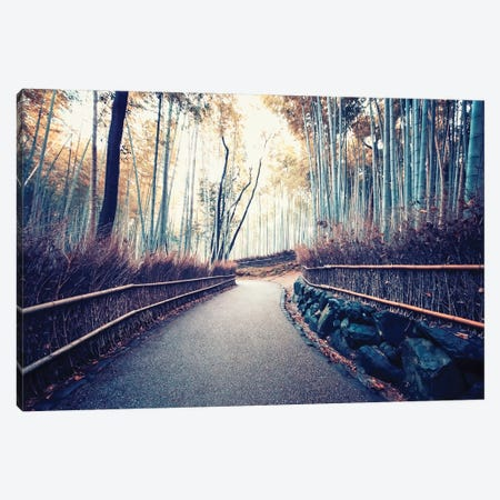 Lost In The Grove Canvas Print #EMN296} by Manjik Pictures Canvas Wall Art